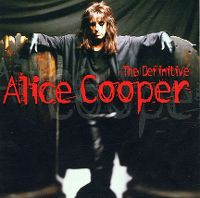 Cover Alice Cooper - The Definitive