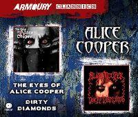 Cover Alice Cooper - The Eyes Of Alice Cooper / Dirty Diamonds