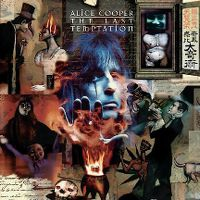 Cover Alice Cooper - The Last Temptation