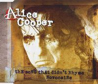 Cover Alice Cooper - The Song That Didn't Rhyme
