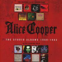 Cover Alice Cooper - The Studio Albums 1969-1983
