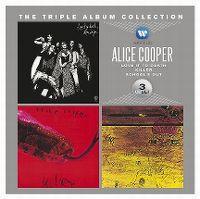 Cover Alice Cooper - The Triple Album Collection