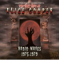 Cover Alice Cooper - The Very Best Of Alice Cooper - Radio Waves 1975-1979