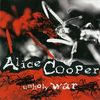 Cover Alice Cooper - Unholy War