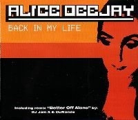 Cover Alice Deejay - Back In My Life