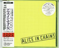 Cover Alice In Chains - Alice In Chains