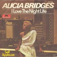 Cover Alicia Bridges - I Love The Nightlife (Disco Round)