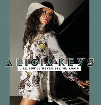 Cover Alicia Keys - Like You'll Never See Me Again