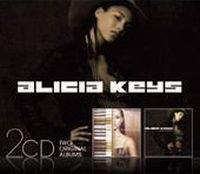 Cover Alicia Keys - Songs In A Minor + The Diary Of Alicia Keys