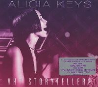Cover Alicia Keys - VH1 Storytellers