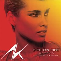 Cover Alicia Keys feat. Nicki Minaj - Girl On Fire