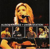 Cover Alison Krauss & Union Station - Live