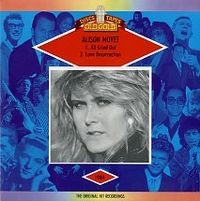 Cover Alison Moyet - All Cried Out