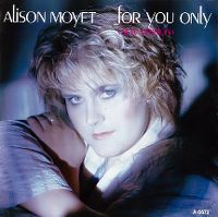 Cover Alison Moyet - For You Only