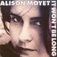 Cover Alison Moyet - It Won't Be Long