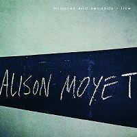 Cover Alison Moyet - Minutes And Seconds - Live