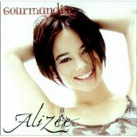 Cover Alizée - Gourmandises