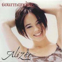 Cover Alizée - Gourmandises