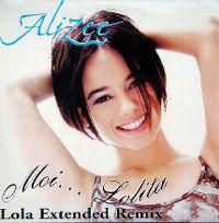 Cover Alizée - Moi... Lolita