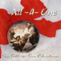 Cover All-4-One - An All-4-One Christmas