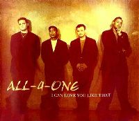 Cover All-4-One - I Can Love You Like That