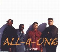 Cover All-4-One - I Swear