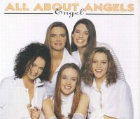 Cover All About Angels - Engel