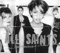 Cover All Saints - I Know Where It's At