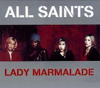 Cover All Saints - Lady Marmalade