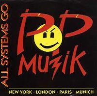 Cover All Systems Go - Pop Muzik