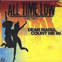 Cover All Time Low - Dear Maria, Count Me In
