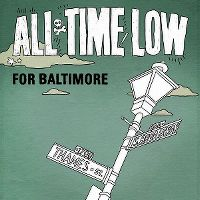 Cover All Time Low - For Baltimore