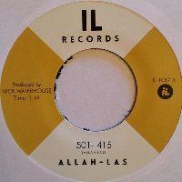 Cover Allah-Las - 501-415