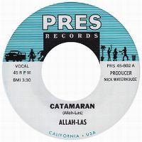 Cover Allah-Las - Catamaran