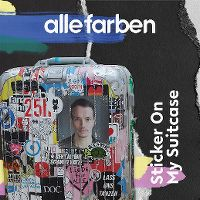Cover Alle Farben - Sticker On My Suitcase