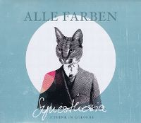 Cover Alle Farben - Synesthesia - I Think In Colours