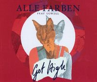 Cover Alle Farben feat. Lowell - Get High