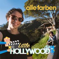Cover Alle Farben & Janieck - Little Hollywood