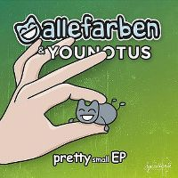 Cover Alle Farben & Younotus - Pretty Small EP