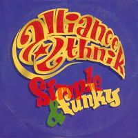 Cover Alliance Ethnik - Simple & funky