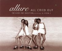 Cover Allure feat. 112 - All Cried Out