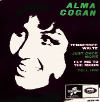 Cover Alma Cogan - Tennessee Waltz