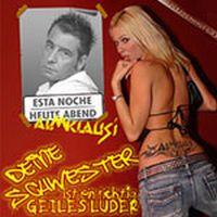 Cover Almklausi - Deine Schwester ist ein richtig geiles Luder