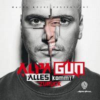 Cover Alpa Gun - Alles kommt zurück