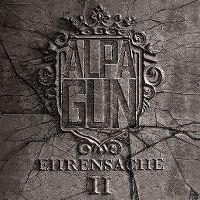 Cover Alpa Gun - Ehrensache II