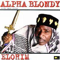 Cover Alpha Blondy - Elohim