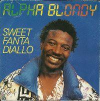 Cover Alpha Blondy - Sweet Fanta Diallo