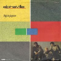 Cover Alphaville - Big In Japan