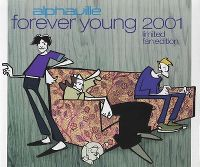 Cover Alphaville - Forever Young 2001