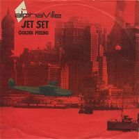 Cover Alphaville - Jet Set